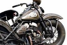 Asphalt Angel / Lets Ride.....None other than a Harley / by Stefanie Ortiz