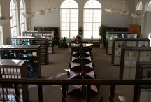 About Us / We are Special Collections in the A. Frank Smith Library Center at Southwestern University in Georgetown, Texas - check out our pins to find out more!