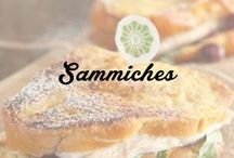 Sammiches! / by This Old Thing Designs