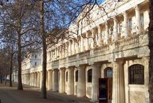 Carlton House Terrace / The beautiful Carlton House Terrace