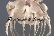 Frostings & Icings / by This Old Thing Designs
