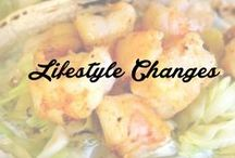 Lifestyle Changes / by This Old Thing Designs