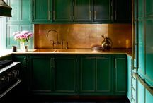 Kitchens / by Lauren Riley Design