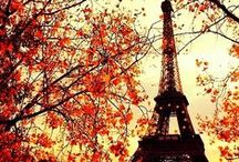 Paris / my favorite city in the world!