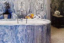 bathrooms / by Lauren Riley Design