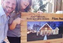 Welcome Home / Check out some of the newest members to the Schumacher family. / by Schumacher Homes
