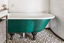 HOME: Bathroom + Laundry / by Sarah Champion