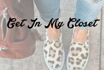 Get In My Closet / by This Old Thing Designs