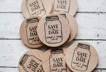 Save-the-Date Cards / Match your even theme with your save-the-dates! Rustic Wedding? Unique fundraising event?  The invitation Ideas are endless. Browse our printable templates for magnets, postcards, greeting cards and more.