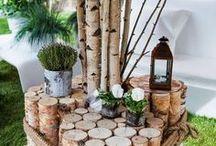 Deko Inspiration / So schön ist Deko für Garten, Terrasse und Balkon. :) We are in love. Wie wäre es mal mit nostalgischen Tassen als Blumentöpfe?