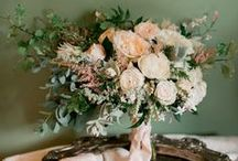floral love / I'm a sucker for beautiful wedding florals and bouquets. here's some I love!