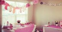 Baby Pipers Baby Shower / Baby Seals Baby Shower