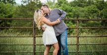 Engagement Photos / Sarah & Brad Engagment Photos May 2016 Madisonville, TN