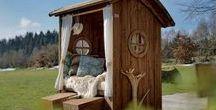 Mein Alpenkorb / Der Alpenkorb - der alpine Freisitz! Das besondere Möbelstück für den Garten, die Terrasse oder den großen Balkon!