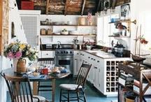 Kitchen / by Amanda Bena