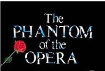 Phantom of the Opera / by Toni Blankenship