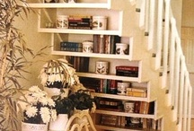 Bookshelves / by Toni Blankenship