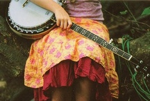 Bluegrass Banjo - it's a party in your heart! / Banjo Me! / by Mary Owens