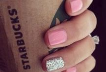 Nails for all occasions :P / ... Because I'm not creative and need pinspiration