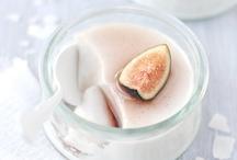 Yummy: puddings, crèmes et al