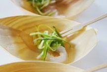 Small Bites / Delicious appetizer and hors d'ouvre ideas and recipes – for your next chic gathering.
