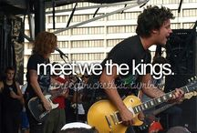 We the Kings ❤️ / by Katie Schulze