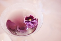 Drinks / Pretty and delicious ideas for signature cocktails and other beverages.