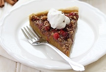 Fall/Thanksgiving Recipes / by Angelina Biron-Schuch