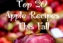 Food ~ Autumn Dishes / Classic comfort food for cooler weather - creamy soups,casseroles, pies, crumbles and more