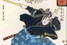 """Art - Land of the Samurai  / """"Think lightly of yourself and deeply of the world"""" Miyamoto Musashi, A Book of Five Rings"""