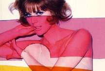 """Fashion - Swinging Sixties / """"Fashion is not frivolous. It is a part of being alive today."""" Mary Quant"""