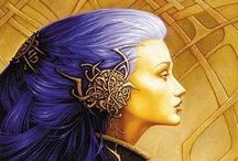 """Venus Inspiration / """"I'm not in control of my muse. My muse does all the work."""" Ray Bradbury"""