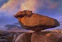 Balancing Rocks : Travel Top Ten / Travel Topics: Natural balancing rocks | balancing rocks and stones as an artform | http://en.wikipedia.org/wiki/Rock_balancing | http://pinterest.com/search/pins/?q=balanced+rocks |