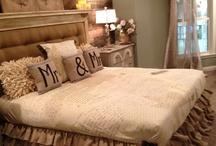 Home: In the Bedrooms / by Jill Schwietert