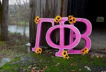 {gamma phi does it beta} / by Katherine Hartley