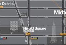 Graphic Design ► Maps