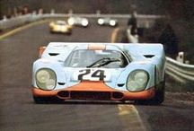 Porsche: Rennsport / by Mats Weldes