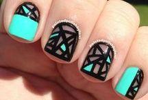 Nail art  / by Persiah B