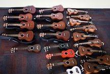 Ukulele / I play in a ukulele band - http://fourdollarsthirty.com/