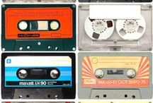 Tunes / I like listening to music.
