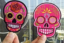 Patches, Pins & Stickers