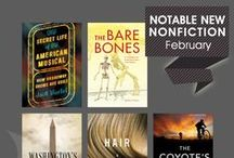 New Notable Nonfiction Books / New Nonfiction Titles purchased by the County of Los Angeles Public Library. Find these book and more booklists on our website! / by County of Los Angeles Public Library