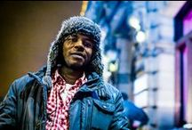 Environmental Portraiture / Mick's documentary work in the streets