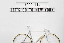 Oh the places I'll go: New York