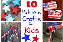 4th of July Crafts/Decorations