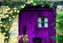 The Doors {and a few windows} / by Margo Millure
