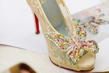 Shoes never fail me / by Margo Millure