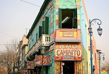 Buenos Aires: Planning the Next Big Trip  / planning a trip for #cafechat  / by Margo Millure