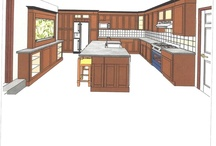Kitchen Design 20 20 CAD Drawings / Examples Of 20 20 CAD Renderings.