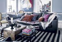 Living / Living room, olohuone
